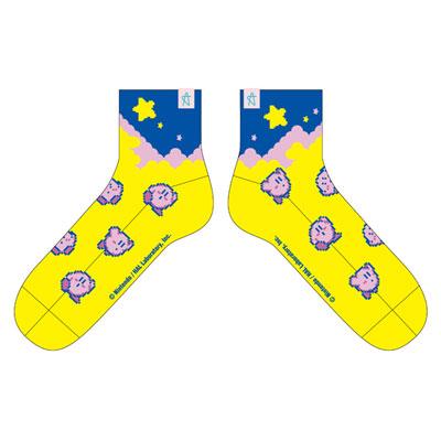 星のカービィ ACIMOV 靴下 blue Ver.[グッドスマイルカンパニー]《在庫切れ》