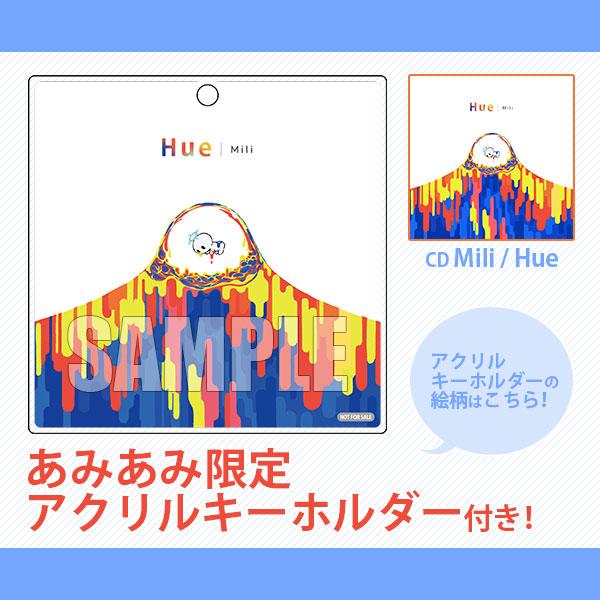 【あみあみ限定特典】CD Mili / Hue[さいはてレコーズ]《05月予約》