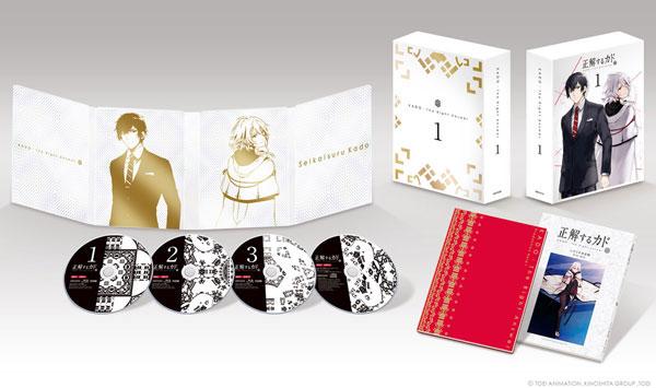 BD 正解するカド Blu-ray Disc BOX 1 完全生産限定版