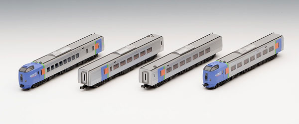 98263 JRキハ261 1000系特急ディーゼルカー(HETロゴ)セット(4両)[TOMIX]【送料無料】《発売済・在庫品》