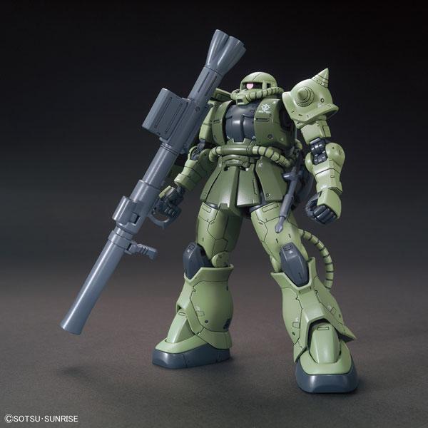 HG 1/144 ザクII C型/C-5型 プラモデル 『機動戦士ガンダムTHE ORIGIN 激突ルウム会戦』より[バンダイ]《発売済・在庫品》
