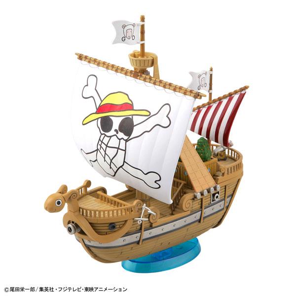 ワンピース 偉大なる船(グランドシップ)コレクション ゴーイング・メリー号 メモリアルカラーVer. プラモデル[バンダイ]《発売済・在庫品》