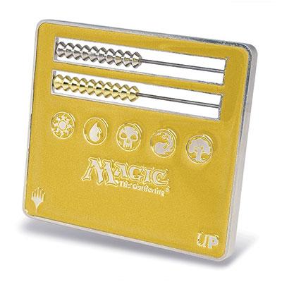 MTG公式サプライ マジック:ザ・ギャザリング そろばん型ライフカウンター/金[Ultra・PRO]《発売済・在庫品》