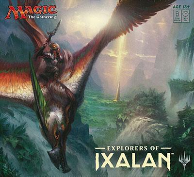 マジック:ザ・ギャザリング 英語版 Explorers of Ixalan[Wizards of the Coast]《発売済・在庫品》