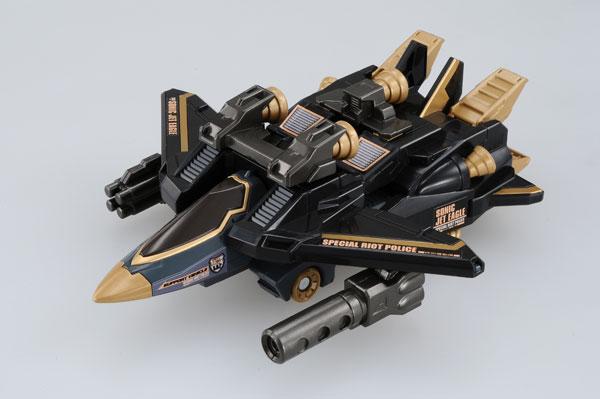 ドライブヘッド シンクロ合体シリーズ サポートビークル 特別機動隊ソニックジェットイーグル