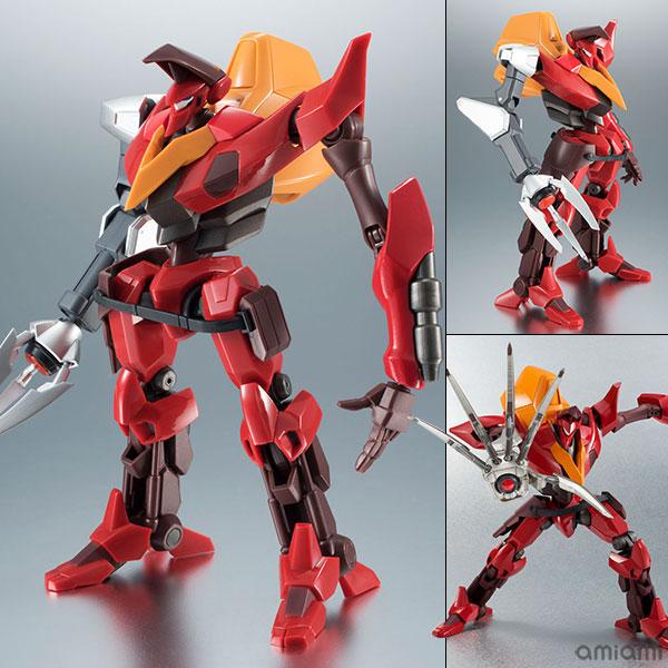 ROBOT魂 -ロボット魂- 〈SIDE KMF〉 紅蓮弐式(甲壱型腕装備) 『コードギアス 反逆のルルーシュ』[バンダイ]《発売済・在庫品》
