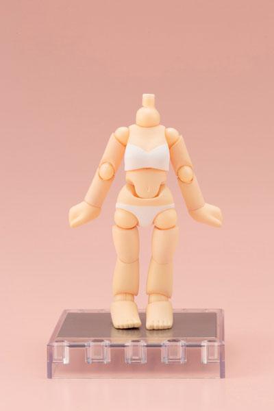 キューポッシュえくすとら 女の子ボディ(素体) 可動フィギュア[コトブキヤ]《12月予約》