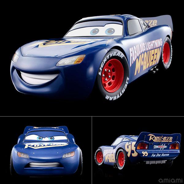 超合金 Cars Fabulous LIGHTNING McQUEEN(ライトニング・マックィーン) 『カーズ/クロスロード』[バンダイ]【送料無料】《発売済・在庫品》