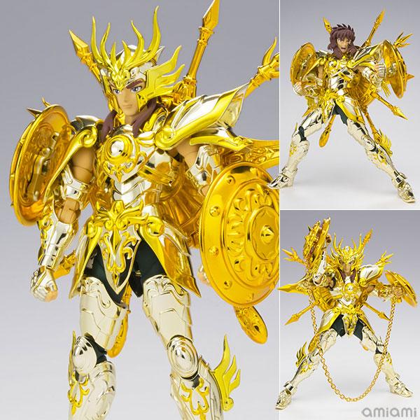 聖闘士聖衣神話EX ライブラ童虎(神聖衣) 『聖闘士星矢 黄金魂』