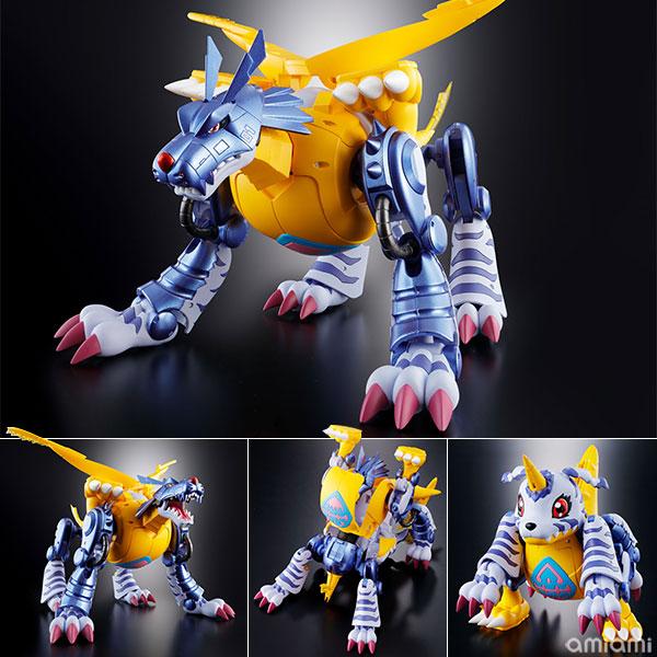 超進化魂 02 メタルガルルモン 『デジモンアドベンチャー』
