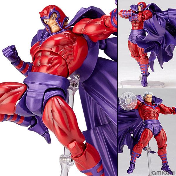 【フィギュアコンプレックス】アメイジング・ヤマグチ No.006 Magneto (マグニートー)【海洋堂】