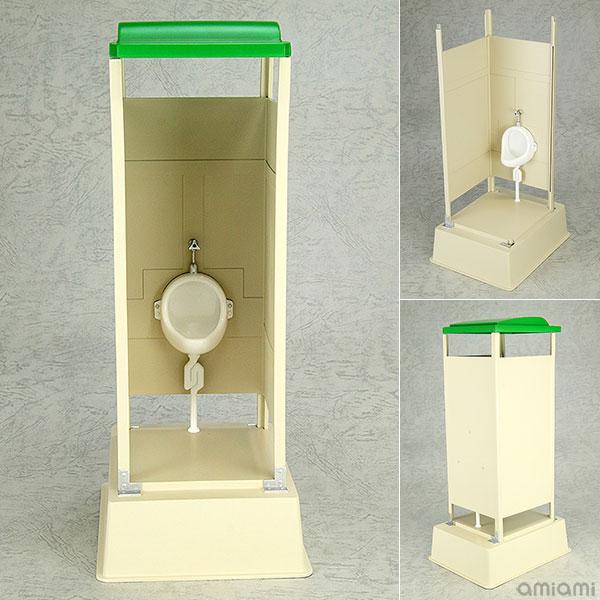Mabell Original Miniature Model Series 1/12 仮設トイレ TU-R1S 完成品フィギュア[回天堂]《10月予約》