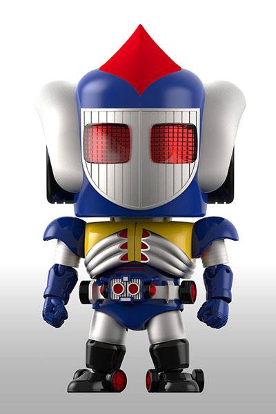 宇宙鉄人キョーダイン グランゼル・セット デフォルメ ダイキャスト アクションフィギュア