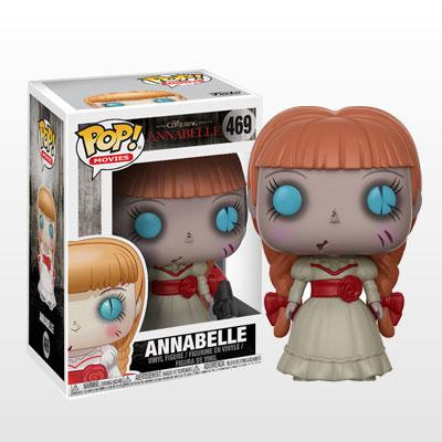 ポップ! 『アナベル 死霊館の人形』アナベル人形[ファンコ]《発売済・在庫品》