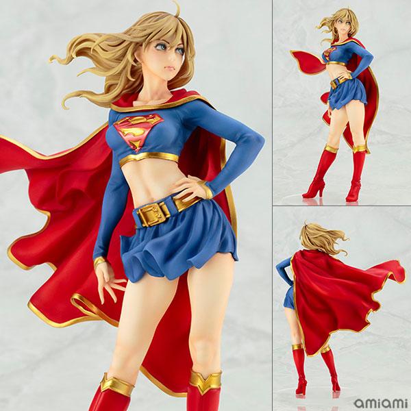 DC COMICS美少女 DC UNIVERSE スーパーガール リターンズ 1/7 完成品フィギュア[コトブキヤ]《02月予約》