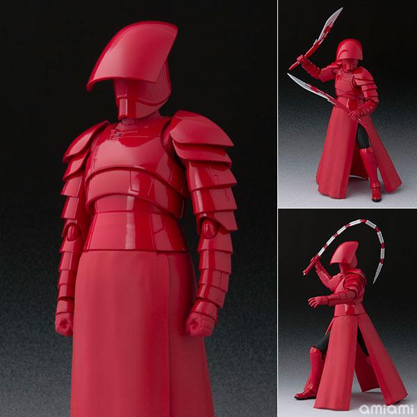 S.H. Figuarts - Elite Praetorian Guard (Double Blade)(Pre-order)S.H.フィギュアーツ エリート・プレトリアン・ガード(ダブルブレード)Scale Figure
