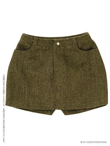 48cm/50cm用 AZO2タイトスカート カーキ (ドール用)[アゾン]《発売済・在庫品》
