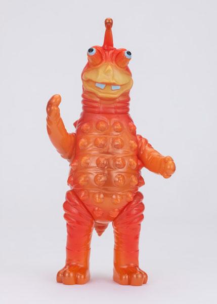 怪獣郷ソフビシリーズ ウルトラマンレオ わんぱく怪獣 タイショー(オレンジ) 一般流通[やまなや]《在庫切れ》