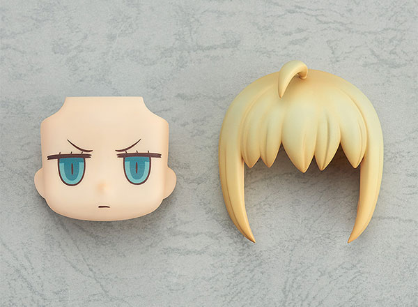 Nendoroid More - Learning with Manga! Fate/Grand Order Face Swap (Saber/Altria Pendragon)(Pre-order)ねんどろいどもあ マンガで分かる!Fate/Grand Order とりかえっこフェイス(セイバー/アルトリア・ペンドラゴン)Nendoroid