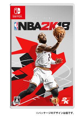 Nintendo Switch NBA 2K18[テイクツー・インタラクティブ・ジャパン]【送料無料】《在庫切れ》