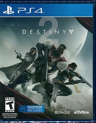 PS4 北米版 Destiny 2[Activision]《発売済・在庫品》