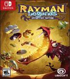 Nintendo Switch 北米版 Rayman Legends Definitive Edition[ユービーアイソフト]《在庫切れ》