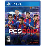 PS4 北米版 Pro Evo Soccer 2018[コナミ]《09月予約》