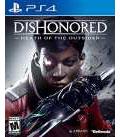 PS4 北米版 Dishonored Death of the Outside[ベセスダ・ソフトワークス]《09月予約》