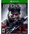 Xbox One 北米版 Dishonored Death of the Outside[ベセスダ・ソフトワークス]《09月予約》