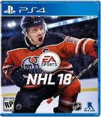 PS4 北米版 NHL 18[EA Sports]《在庫切れ》