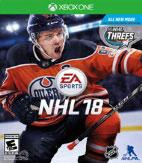 Xbox One 北米版 NHL 18[EA Sports]《09月予約》
