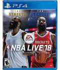 PS4 北米版 NBA Live 18[EA Sports]《09月予約》