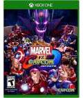 Xbox One 北米版 Marvel vs Capcom Infinite[カプコン]《09月予約》