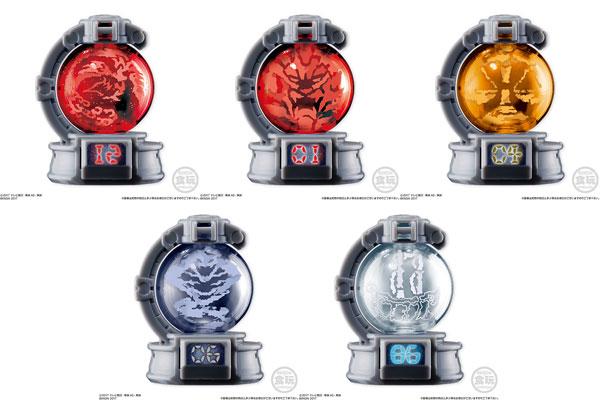 宇宙戦隊キュウレンジャー SGキュータマ4 12個入りBOX (食玩)[バンダイ]《発売済・在庫品》