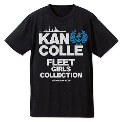 艦隊これくしょん -艦これ- 提督専用ドライTシャツ/BLACK-XL(再販)[コスパ]《06月予約》