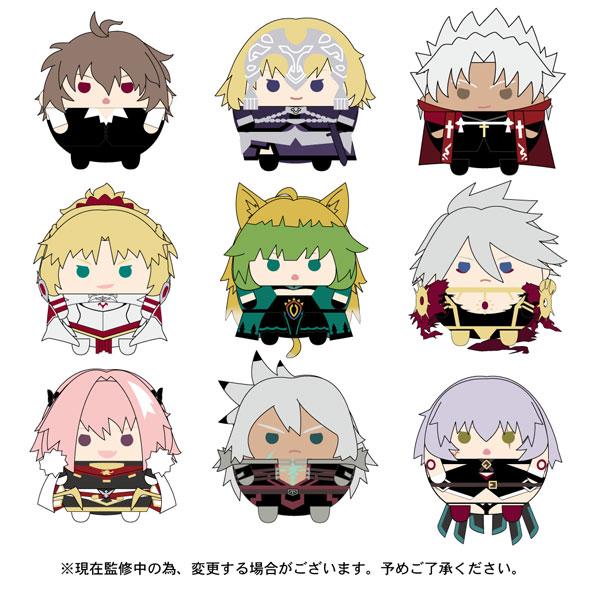 Fate/Apocrypha ふわコロりん 9個入りBOX[マックスリミテッド]《10月予約》