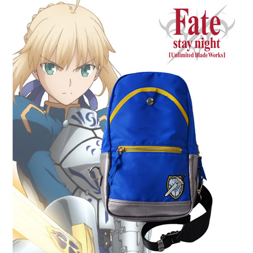Fate/stay night[Unlimited Blade Works] セイバーボディバッグ[アルマビアンカ]《10月予約》