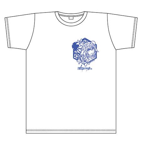 Fate/apocrypha 切り絵 Tシャツ(M) ルーラー[ツインクル]《在庫切れ》