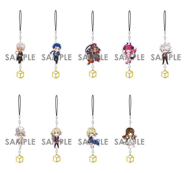 Fate/EXTELLA ゆらゆらチャームコレクション 第2弾 9個入りBOX[ソル・インターナショナル]《10月予約》