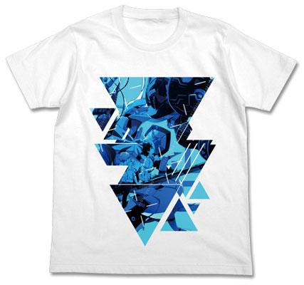 デジモンアドベンチャー tri. デジモンアドベンチャー tri.Tシャツ/WHITE-L(再販)[コスパ]《11月予約》