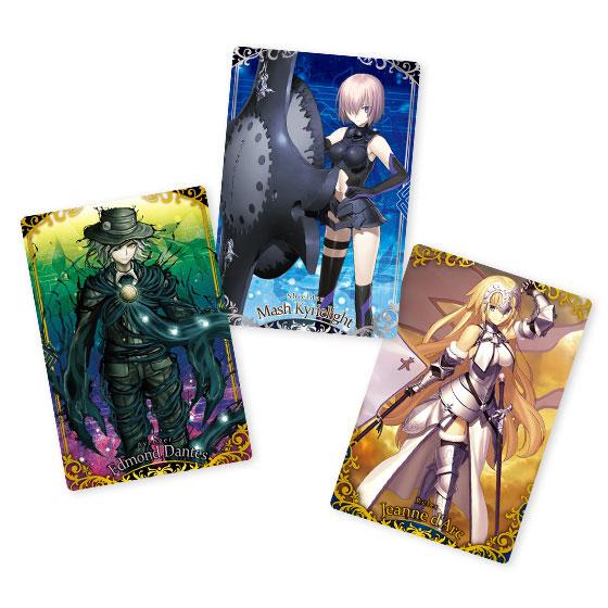 Fate/Grand Order ウエハース 20個入りBOX (食玩)[バンダイ]《在庫切れ》
