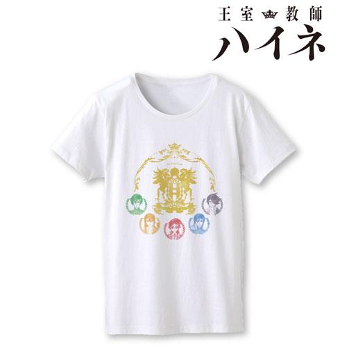 王室教師ハイネ Tシャツ/レディース(サイズ/M)[アルマビアンカ]《在庫切れ》