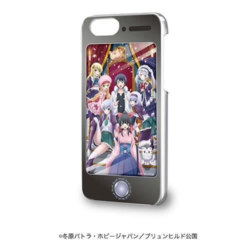 ハードケース(iPhone6/6s/7兼用)「異世界はスマートフォンとともに。」01/キービジュアル[A3]《09月予約》