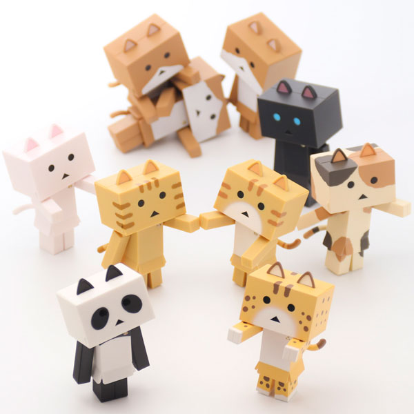 千値練 ニャンボー figure collection3