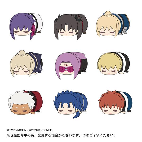 劇場版 Fate/stay night[Heaven's Feel] ぽてコロマスコットプチ うたたねver. 9個入りBOX[マックスリミテッド]《10月予約》