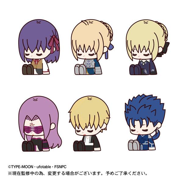 劇場版 Fate/stay night[Heaven's Feel] UTATANEこれくしょん 6個入りBOX[マックスリミテッド]《未定月予約》