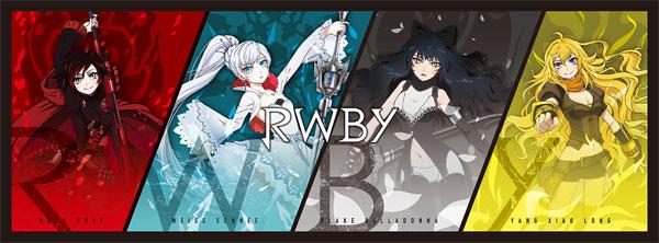 「RWBY」 フェイスタオル アニメ・キャラクターグッズ新作情報・予約開始速報