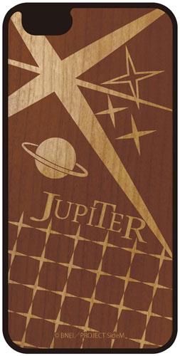 アイドルマスター SideM iPhoneウッドケース Jupiter iPhone6 Plus/6s Plus[amie]《11月予約》