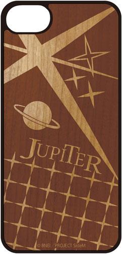 アイドルマスター SideM iPhoneウッドケース Jupiter iPhone7/8用[amie]《発売済・在庫品》