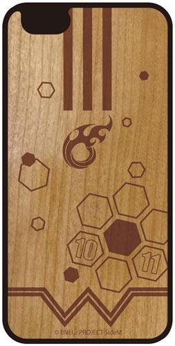 アイドルマスター SideM iPhoneウッドケース W iPhone6 Plus/6s Plus[amie]《発売済・在庫品》